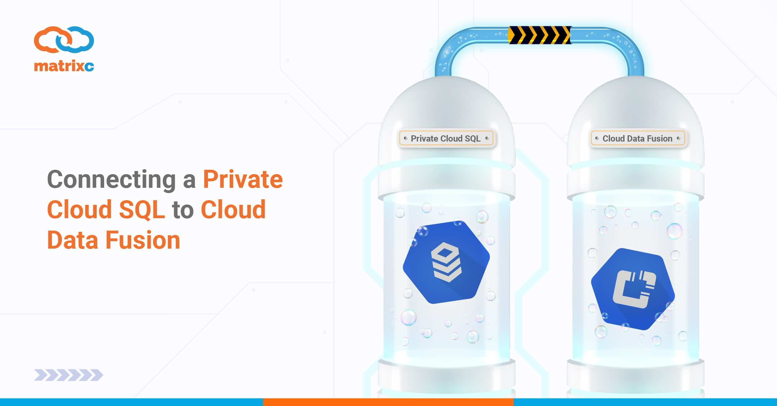 Connect a Private Cloud SQL to Cloud Data Fusion