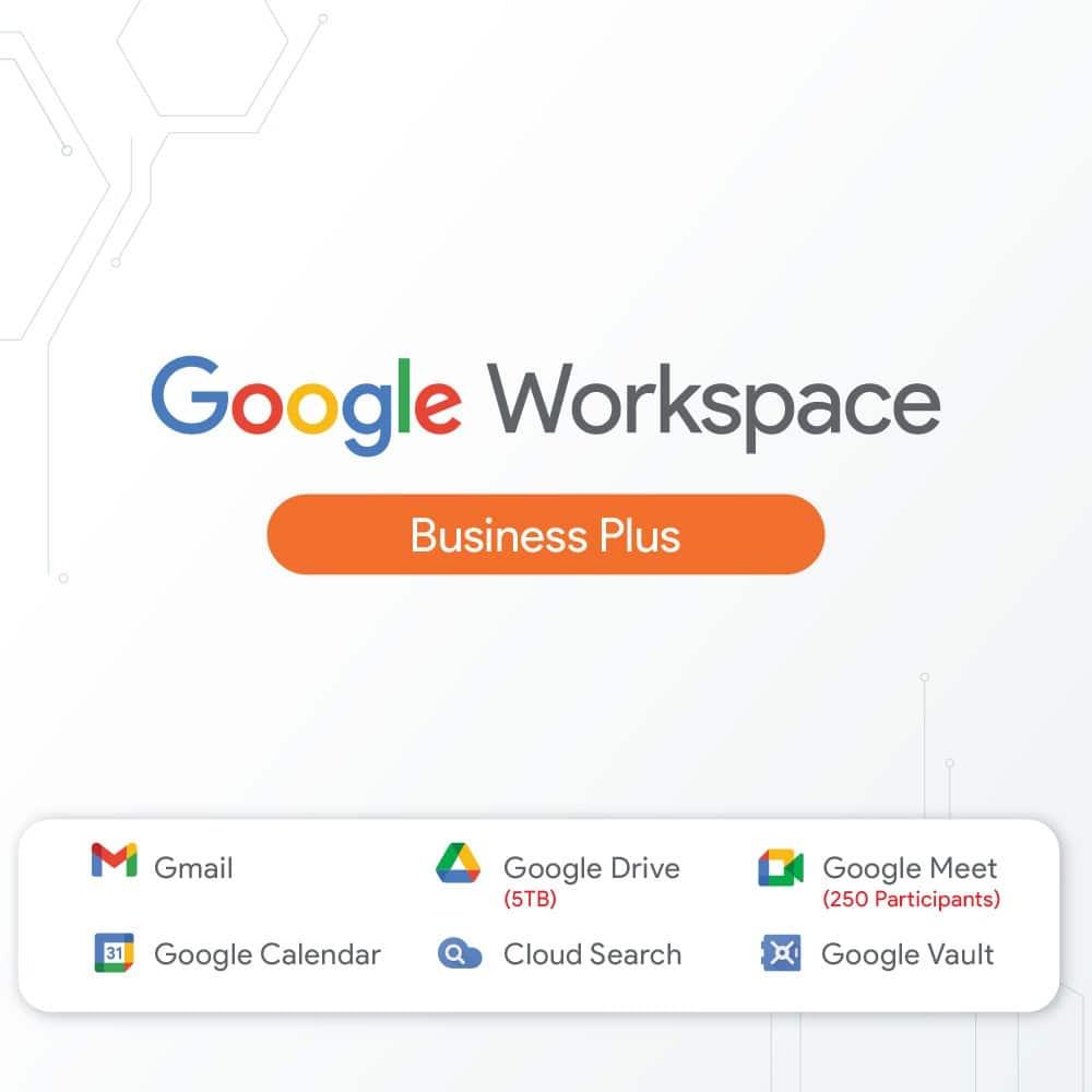 Google Workspace Business Plus