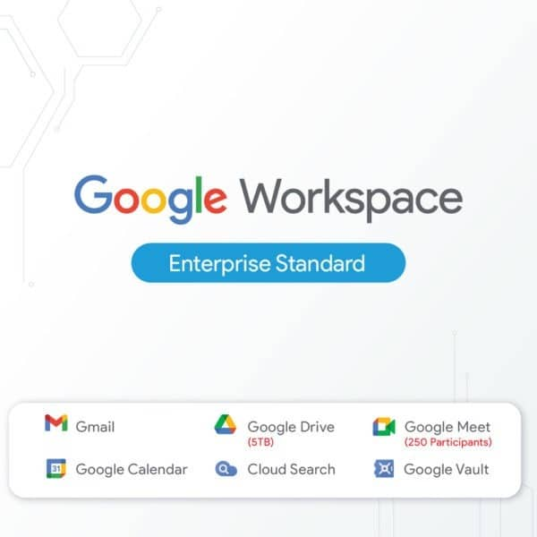 Google Workspace Enterprise Standard